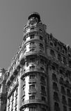 Building. Ansonia building in NY Stock Image