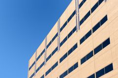 Building. Tall building Royalty Free Stock Image