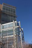 Building. Tall building Stock Photos