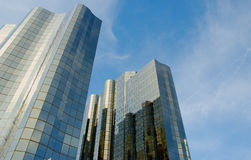 Building. Corporate building royalty free stock photo