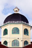 Building. Domed building with small tower on top Royalty Free Stock Images