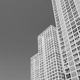 Building. And offices royalty free stock image