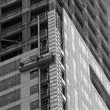 Building. In construction stock image