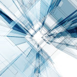 Building abstract concept Royalty Free Stock Photo
