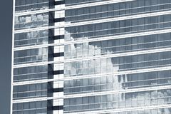 Building abstract Royalty Free Stock Photo