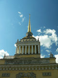 Building of admiralty, St.Petersburg, Russia Royalty Free Stock Photo