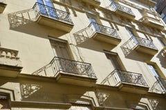 Building in Alicante Stock Photo