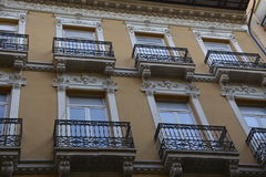 Building in Alicante Stock Image