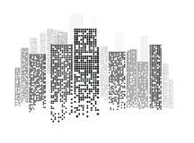 Free Building And City Illustration Stock Photos - 91161223