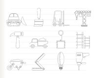 Free Building And Construction Equipment Icons Stock Photos - 16487753