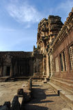 Building at Angkor Royalty Free Stock Images