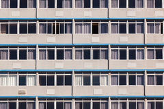 Building Apartments Glass Stock Photo