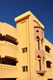 The building in Arabic style. Royalty Free Stock Photography