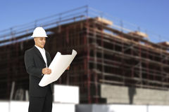 Building Architect Stock Photography