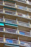 Building, Architecture, Facade, Balcony stock photo