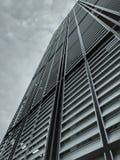 Building architecture. Skycraper building architecture design malaysia Stock Photo