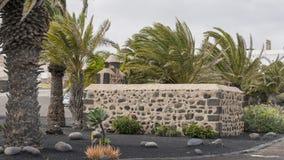 Building in Arrecife. Stock Images