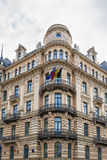 The building in Art Nouveau style, Riga Stock Photos