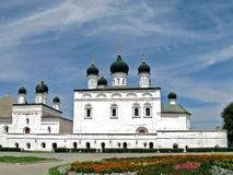 Building of the Astrakhan Kremlin Stock Photos