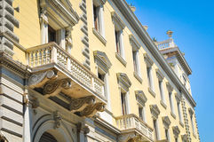 Building in Athens, Greece Royalty Free Stock Image
