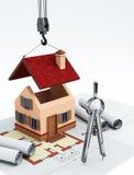 Building background Stock Image