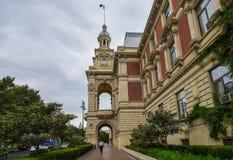 Building of Baku city administration Stock Photo