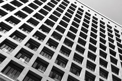 Building with balconies Stock Photos