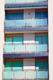 Building, Balcony, Residential Area, Architecture royalty free stock photo