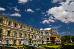 Building at bangkok thailand Royalty Free Stock Photo