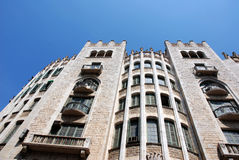 Building in Barcelona (Spain) Stock Photo