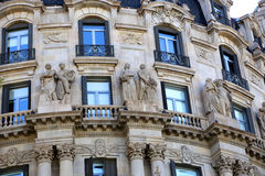 Building - Barcelona Stock Photo