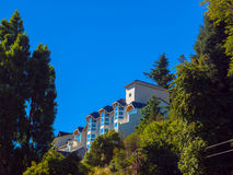 Building in Bariloche Stock Images