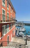 Building in Bastia Royalty Free Stock Photos
