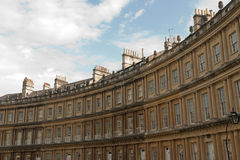 Building in Bath royalty free stock images