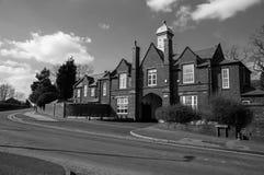 Building in Birmingham. Old building in Birmingham, England Stock Photo