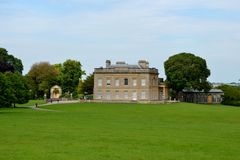 Building from Blaise Castle Royalty Free Stock Images