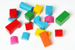 Building block Stock Images