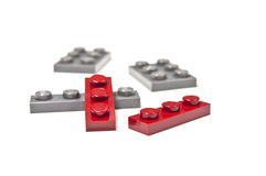 Building blocks. Royalty Free Stock Photos