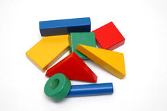 Building Blocks 2 Stock Photography