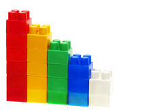 Free Building Blocks Royalty Free Stock Photo - 25351445