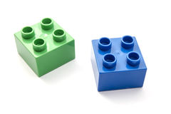Building blocks Royalty Free Stock Photos