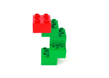 Building Blocks Royalty Free Stock Image