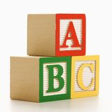 Building blocks. Stock Photo