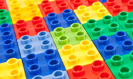 Building blocks background Royalty Free Stock Image
