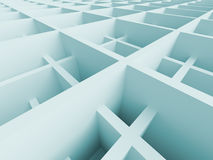 Building Blocks Background. 3d Abstract Building Blocks Background Royalty Free Stock Images