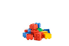 Building Blocks Isolated Stock Photography