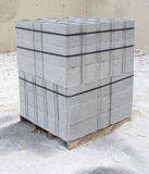 Building blocks stacked Stock Images