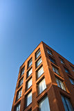 Building with blue sky Stock Photo