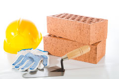 Building brick Royalty Free Stock Photo