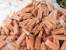 Building bricks Royalty Free Stock Photography